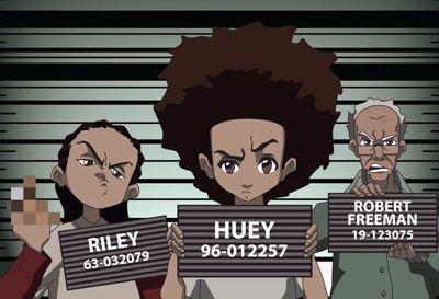 Adult Swim Announces Season 4 Of The Boondocks   Hip-Hop Wired