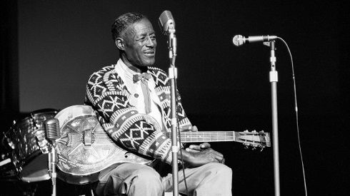 Mar. 21: Blues singer and guitarist Son House was born on this day in 1902