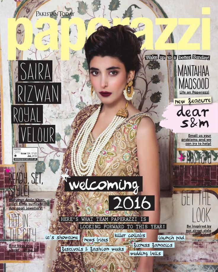 Pakistan Today Paperazzi issue 124 s jan 17th 2016 by Pakistan Today - issuu