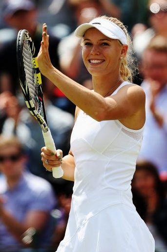 キャロライン・ウォズニアッキ(Caroline Wozniacki)/photo:Getty Images