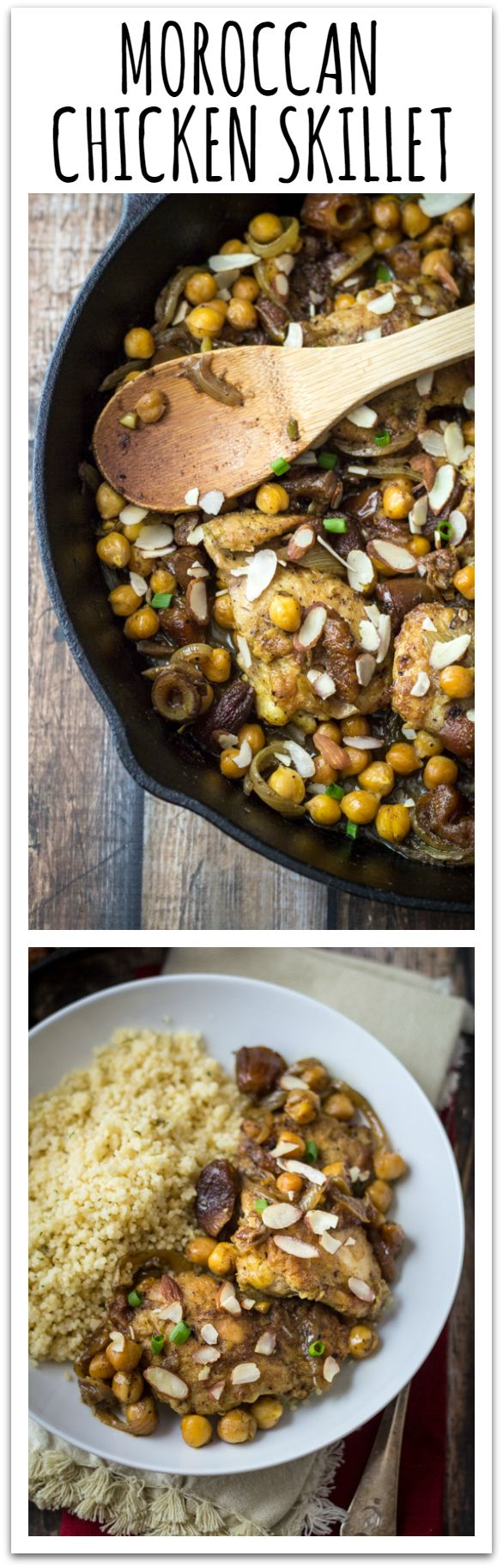 141 best arabic food images on pinterest cooking food middle 30 minute easy moroccan chicken skillet have dinner in casablanca tonight forumfinder Image collections