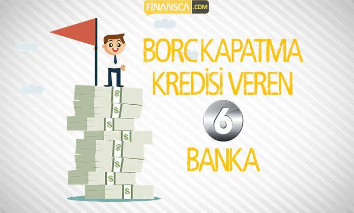 Borç kapatma kredisi