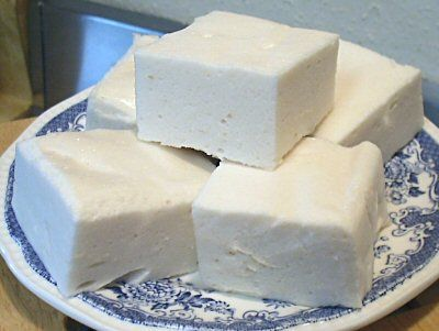HANDMADE MARSHMALLOWS made with splenda 14-18 calories