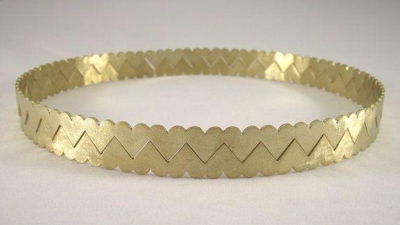 STEFANA & Stefanothiki / Greek Crowns / Orthodox Greek Wedding Crowns / Στεφανα Γαμου / Greek Tiaras / Wedding Tiaras.Hearts  Pattern