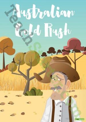 Australian Gold Rush Resource Pack