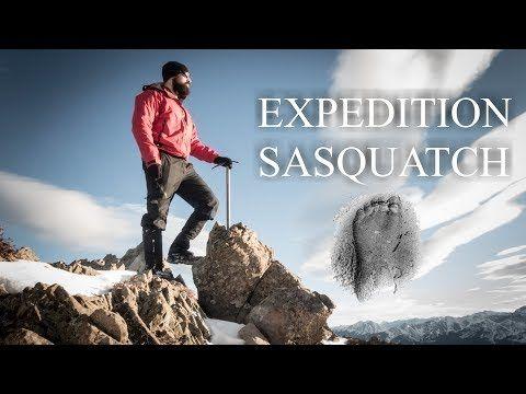 NEW BIGFOOT DOCUMENTARY 2018 - EXPEDITION SASQUATCH - YouTube