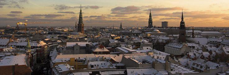 FLEMMING BO JENSEN – Winter Copenhagen