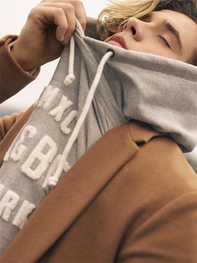 Brooklyn Beckham - #pullandbearhouse - Homme - PULL&BEAR France