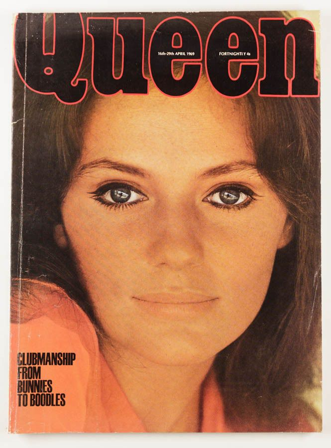 JACQUELINE BISSET - QUEEN - 16-29 APR 1969*