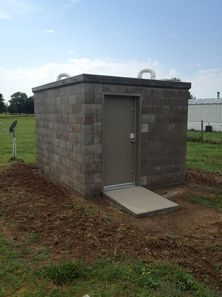 69 Best Images About Above Ground Outdoor Storm Rooms On