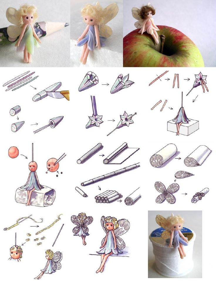 Sue's Fairies Project, you can Download the Tutorial from: http://www.sueheaser.com/index.php/sue-heasers-projects/miniatures-projects/view_document/2-sues-fairies-project