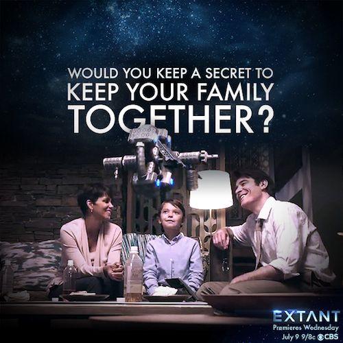 extant tv series | Extant' CBS Premiere Spoilers: Halle Berry's TV Show Raises Alien ...