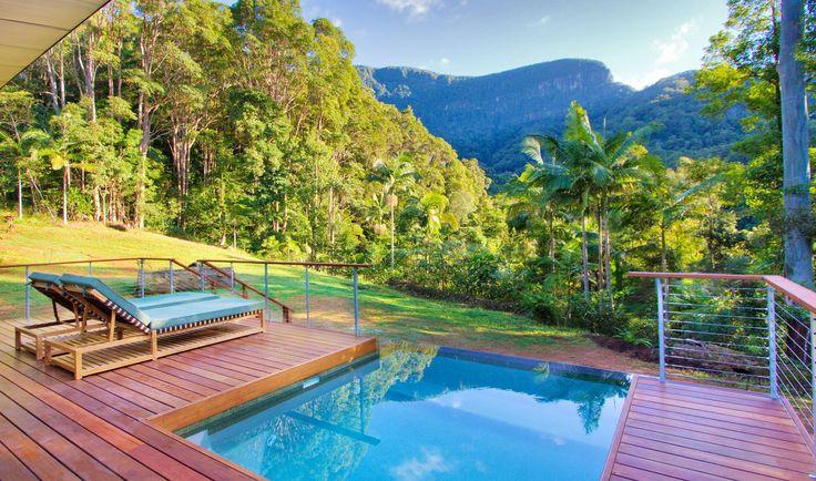 Crystal Creek Rainforest Retreat. #australia #honeymoon