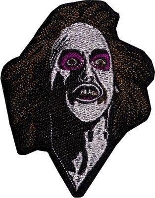 Beetlejuice Embroidered Patch Horror Movie Michael Keaton Tim Burton Betelgeuse in Entertainment Memorabilia,Movie Memorabilia,Other Movie Memorabilia   eBay