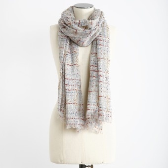 Celeste Print Shawl   Women's Hats and Scarves Accessories   Roots  #RootsBacktoSchool
