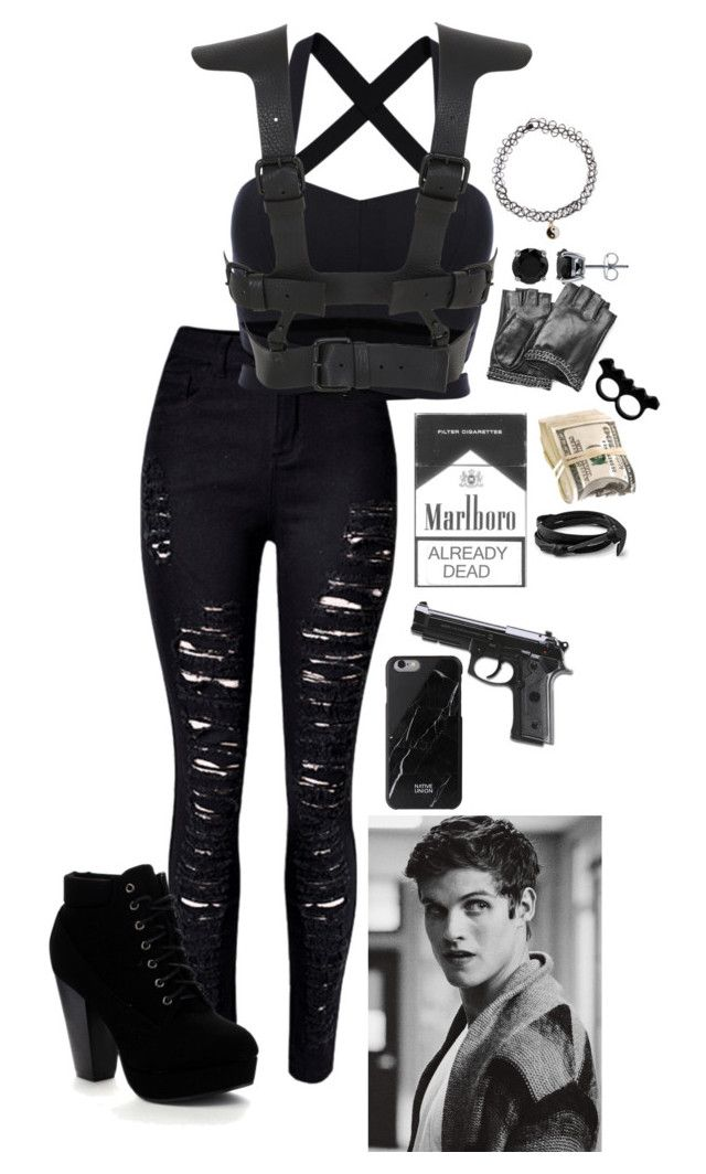 """We are the New Americana!"" by lostinthecosmics ❤ liked on Polyvore featuring Beston, Fleet Ilya, Karl Lagerfeld, Native Union, BERRICLE, Monsoon, L'Artisan Créateur, women's clothing, women's fashion and women"