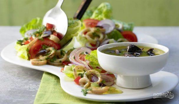 Squid salad classic