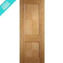 Deanta Kensington Pre-Finished Internal Oak Door