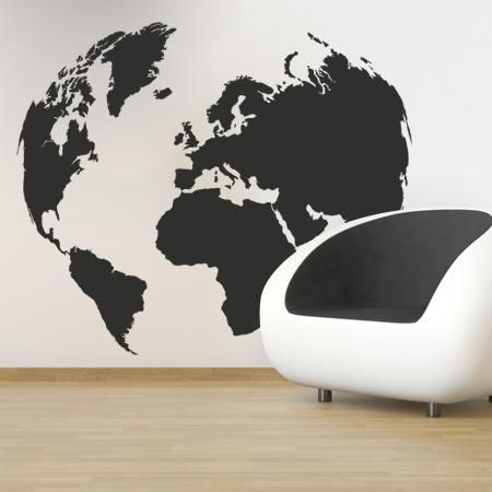 1000 id es propos de carte du monde deco sur pinterest carte du monde map du monde et. Black Bedroom Furniture Sets. Home Design Ideas