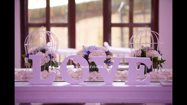 Mesa Principal para bodas @afeventos
