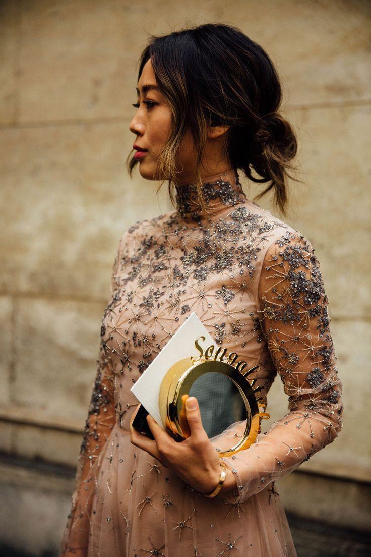 Street Style Paris Fashion Week, septiembre de 2016 © Icíar J. Carrasco | @vestirelalma