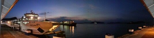 #bakauheni #lampung #visitindonesia #indonesiabagus #travellerbacpak