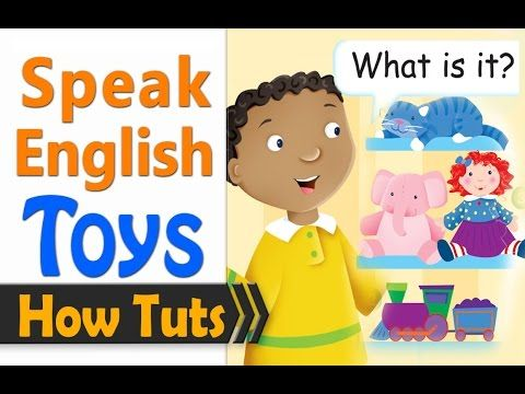 English Speaking 1 l Toys - YouTube