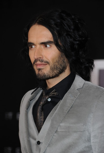 """Russell Brand Photo - Premiere Of Touchstone Pictures & Miramax Films' """"The Tempest"""" - Arrivals"""