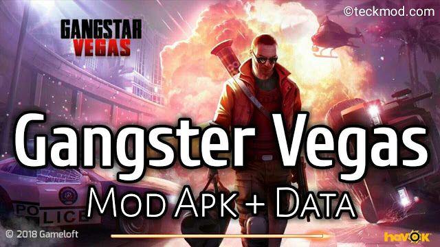 gangstar vegas download mod apk