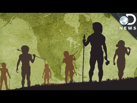 (1) Where Did The First Americans Come From? - YouTube