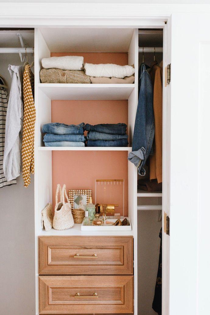 2017 One Room Challenge REVEAL. Closet MakeoversBedroom ...