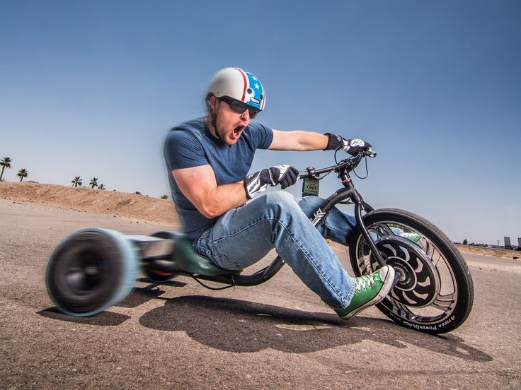 Verrado Electric Drift Trike #Electric, #Fun, #Powerful, #Ride