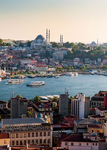Istanbul, Turkey.. Been there, done that.