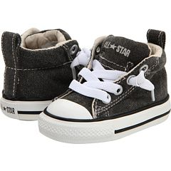 Converse Kids Chuck Taylor® All Star® Street Mid Slip (Infant/Toddler) SKU: #7897361