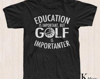 Golf = life