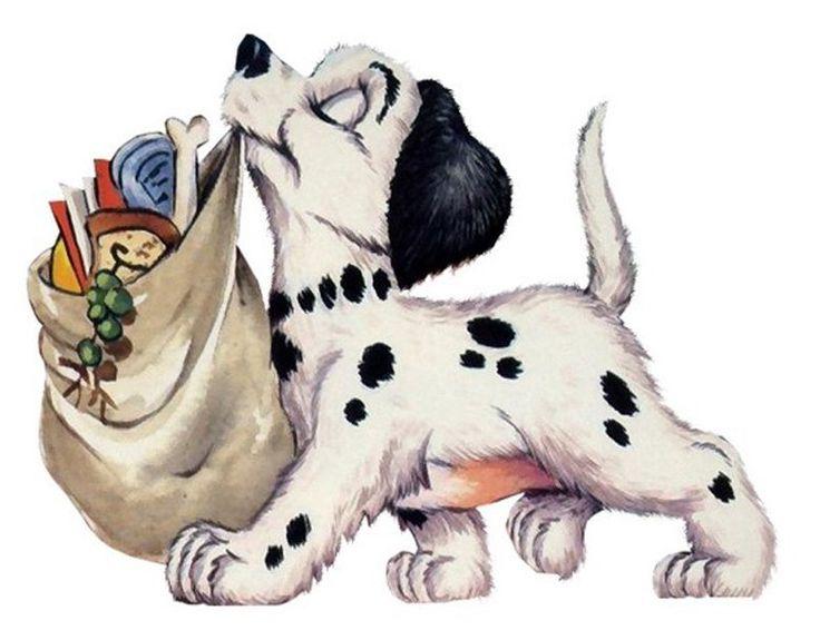 средневековые поздравления с днем рождения с собаками далматинцами менее оригинальным стильным