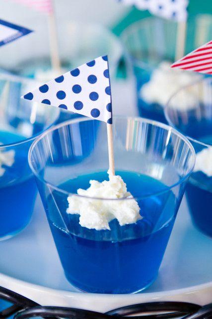 Primera comunion #Marinero niño azul blanco y rojo Sailing snack