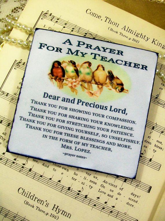 Best 25+ Christian teacher gifts ideas on Pinterest | Christian ...