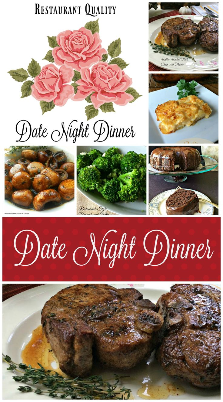 17 best Date Night Recipes images on Pinterest