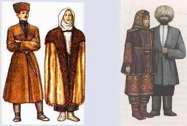 Костюм дагестана