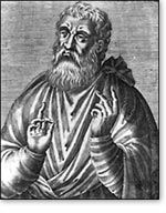Justin Martyr c. 100 – 165 AD
