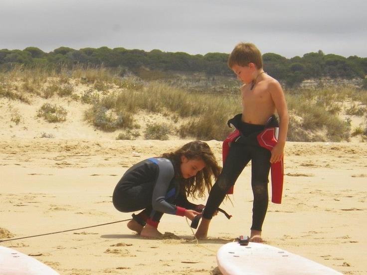 True fellowship - Nova Vaga Surfschool