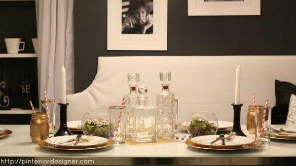 corner banquette bench with headboard backrest, Pinterior Designer featured on Remodelaholic