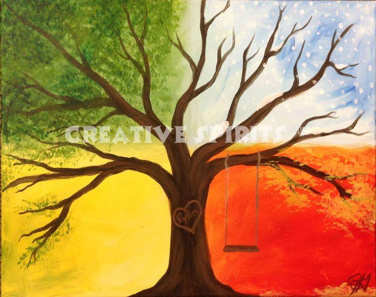 Seasonal Tree