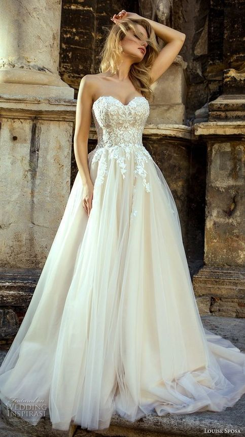 charming strapless wedding longs lace Evening appliques stunning long prom sexy appliques long wedding beading bridal dress