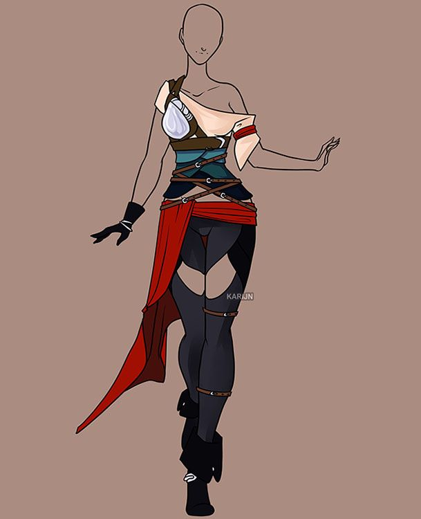 custom fashion for this outfit is to be used by the commissioner only design c art c karijn s basement custom fashion 67