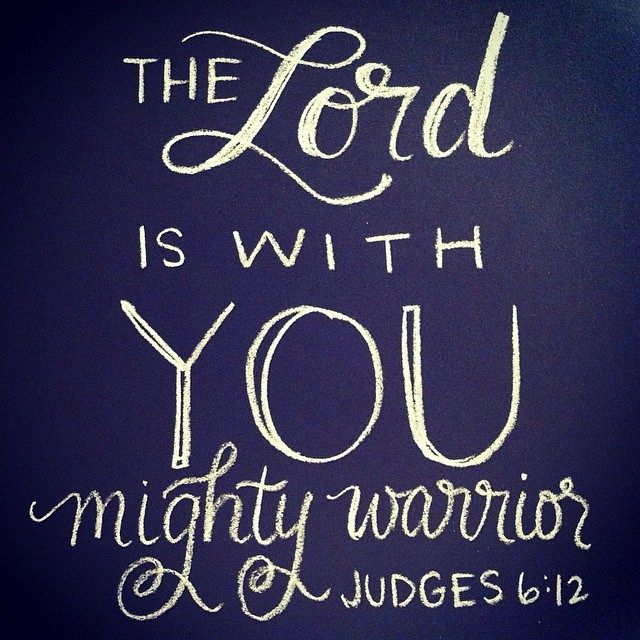 Mighty Warriors In The Bible: Mighty Men…
