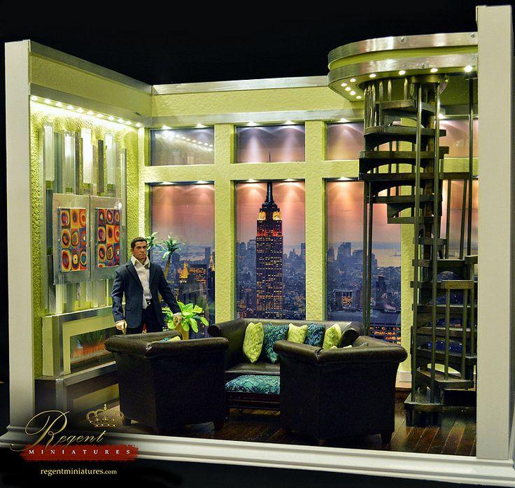Penthouse by Regent Miniatures | by regentminiatures