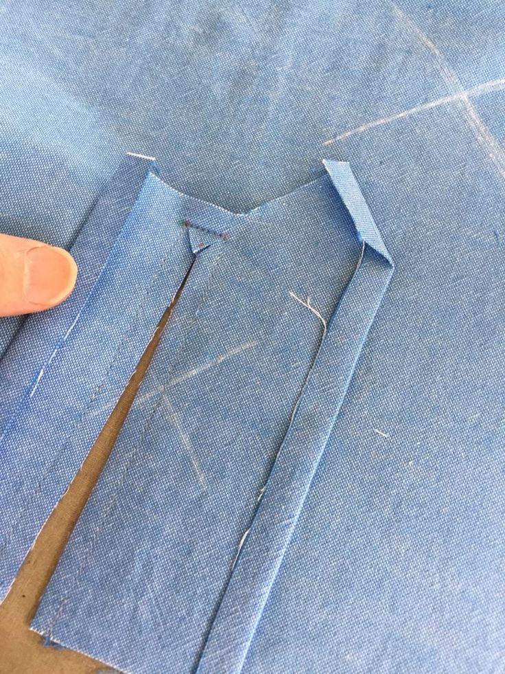 How to Sew Professional Sleeve Plackets