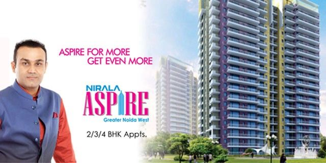 Nirala Aspire Greater Noida West has various parks, shopping complexes and entertainment zone where living becomes convenient, simple and luxurious.
